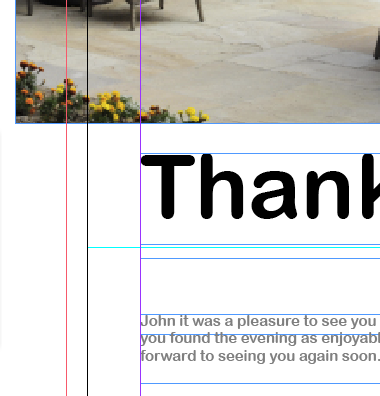 An example of data merging in indesign cs6