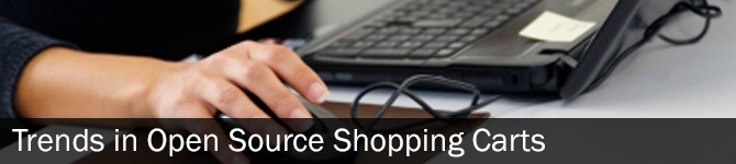 Trends in open source shopping carts