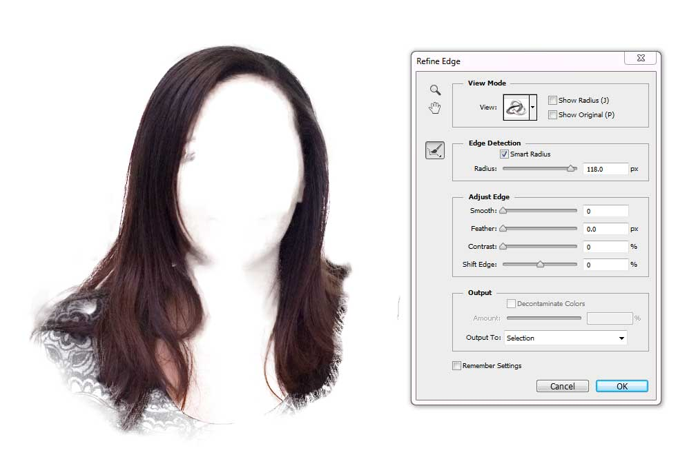 How To Change Hair Color In Adobe Photoshop